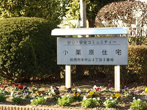 【外観】小栗原住宅3号棟