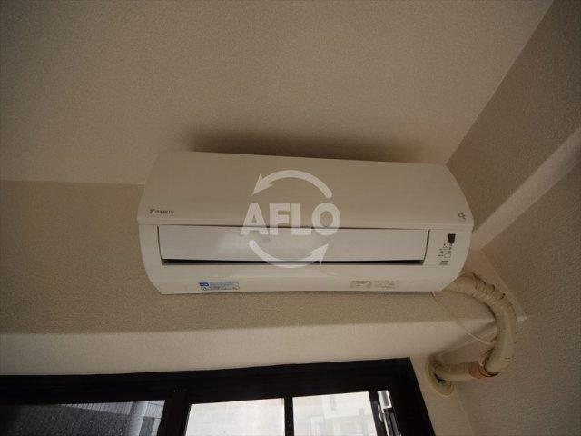 マンションタワーサイド エアコン