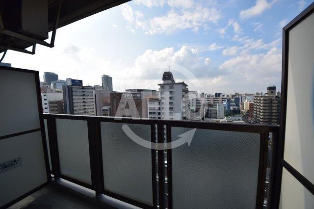 おおきに千日前幸町サニーアパートメント眺望