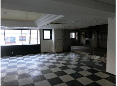 【内装】都筑区荏田南3丁目 1階路面店舗