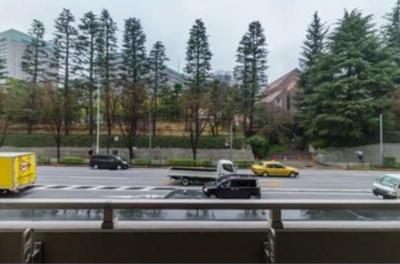 【展望】リンデンコート市ヶ谷