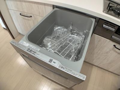 食器洗浄機は家事効率が上がります。