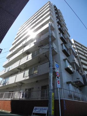 【外観】ライオンズマンション西早稲田