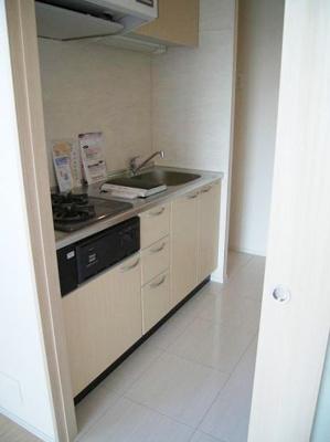 【キッチン】F-FLAT三軒茶屋