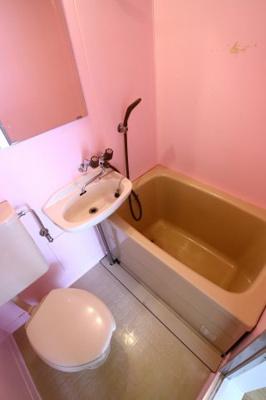 【浴室】瑞ヶ丘フラッツ