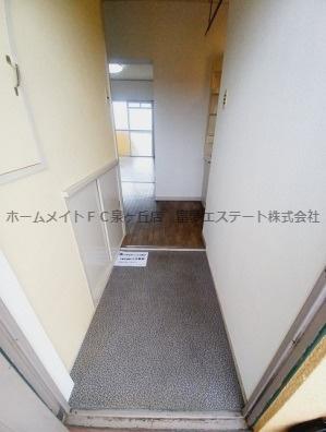【玄関】グリーンコーポ