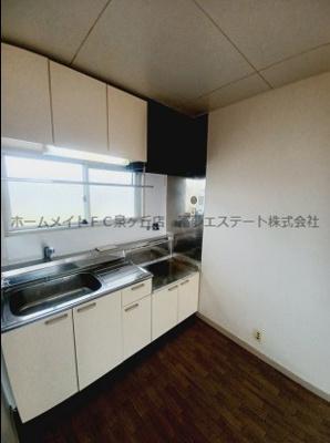 【キッチン】グリーンコーポ