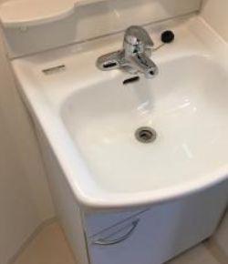 独立洗面台(同一仕様写真)