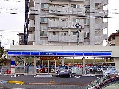 ローソン福山南蔵王四丁目店まで300m