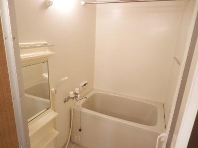 【浴室】メルヴェイュ・ロジュマン