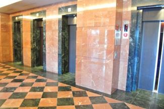 エレベーターホール オリゾンマーレ