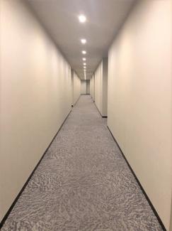 内廊下 オリゾンマーレ
