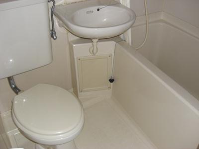 【浴室】藤崎ビル3