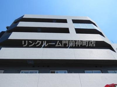 【外観パース】エルスタンザ清澄白河