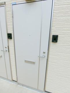 【玄関】コルティーレ南久が原