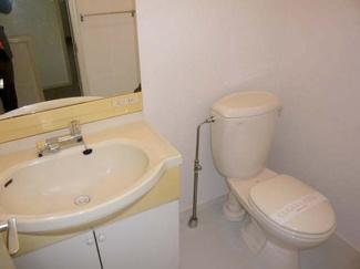 【トイレ】下高井戸4丁目戸建(賃貸)