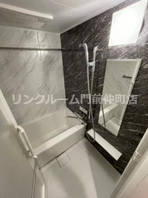 【浴室】ルフォンプログレ門前仲町マークス