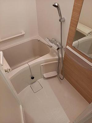 【浴室】新築 アリカ押上