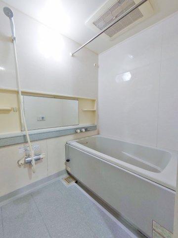 【浴室】マイキャッスル府中白糸台