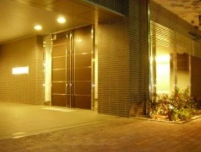 【エントランス】パークアクシス日本橋浜町