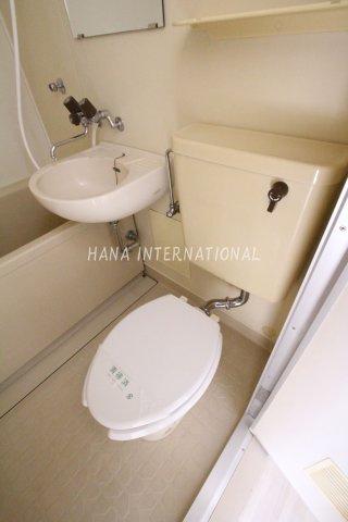 【トイレ】セザールプラザ府中