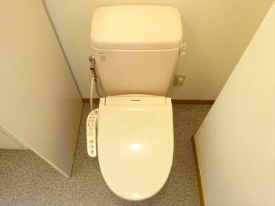 【トイレ】大原KYハイツⅢ