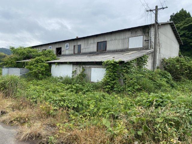 【外観】湯梨浜町大字園 売倉庫