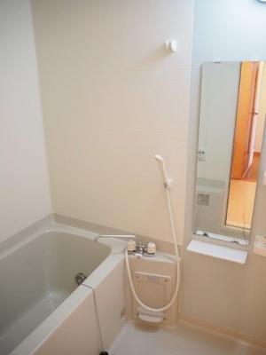 【浴室】ファーストレーベン立野C