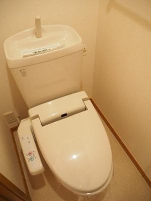 【トイレ】ファーストレーベン立野C