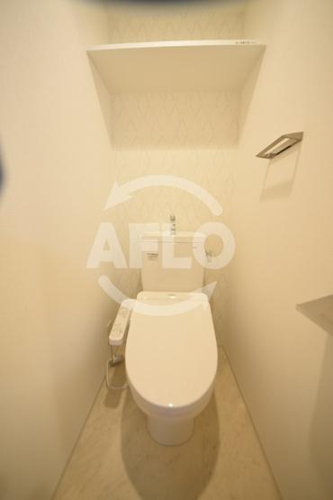 エスリード難波THE FIRST トイレ