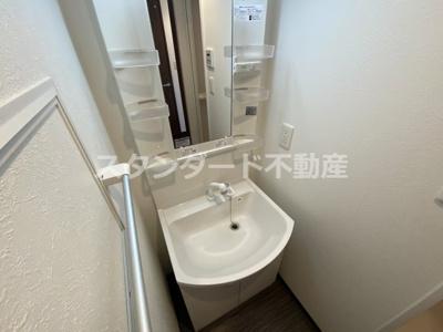 【洗面所】ジーワンレジデンス