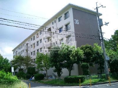 【外観】粟生第二住宅36号棟
