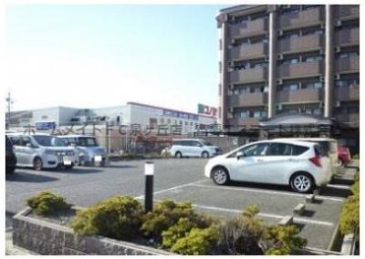 【駐車場】ELLEGRANDE OZU