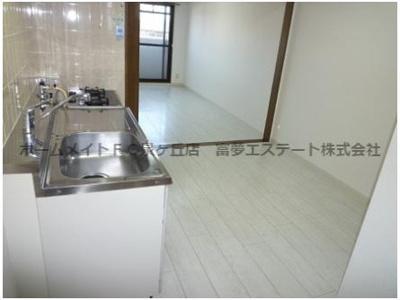 【キッチン】ELLEGRANDE OZU