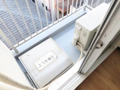 【バルコニー】ユーコート本八幡