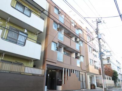 【外観】ユーコート本八幡