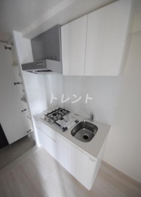 【キッチン】セジョリ西早稲田Ⅱ