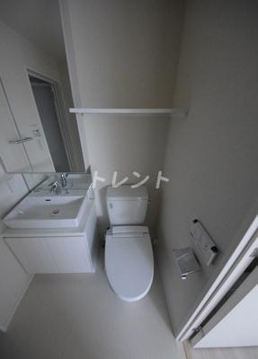 【トイレ】セジョリ西早稲田Ⅱ