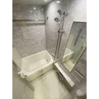 【浴室】クレヴィア赤羽ステーションテラス