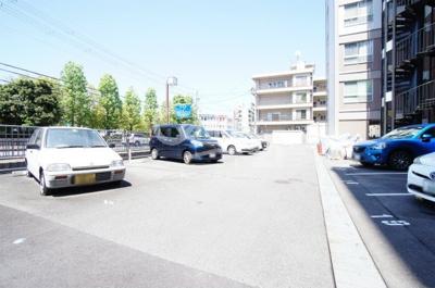 【駐車場】桃山台コーポラス