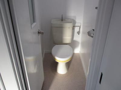 【トイレ】安次富マンション