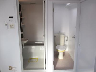 【浴室】安次富マンション