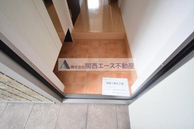 【玄関】ウェルフラット