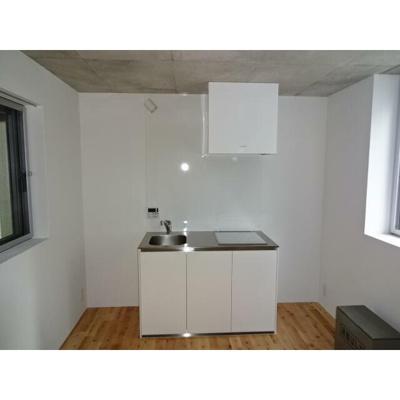 【キッチン】BROOK HOUSE