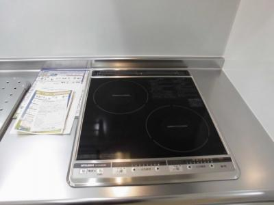 【キッチン】フォーリーブス33 B棟