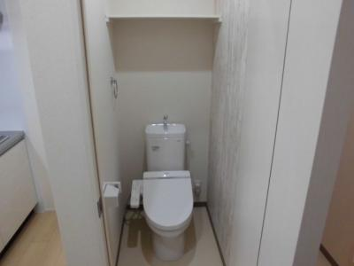 【トイレ】フォーリーブス33 B棟