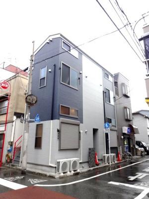京急本線「雑色」駅より徒歩8分のアパートです