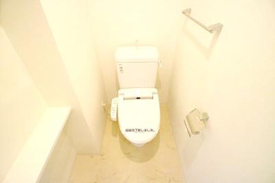 【トイレ】ワイズル・リオン東京立石