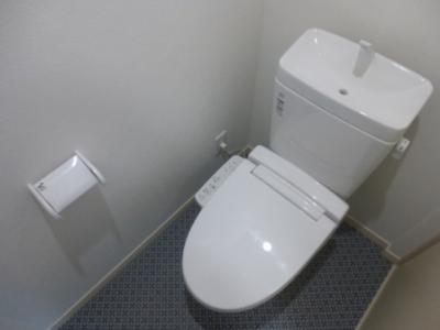 【トイレ】Nexus押上