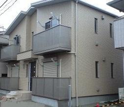 横須賀線「武蔵小杉駅」徒歩19分のアパートです。